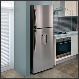 Refrigeradoras Top Mount