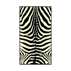 ALFOMBRA ZEBRA - MARCA HOME HOUTTE - MODELO 540880